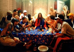 David LaChapelle ultima cena